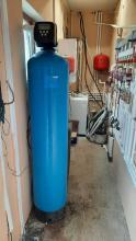 Фильтр для очистки воды от железа и жесткости Лиски