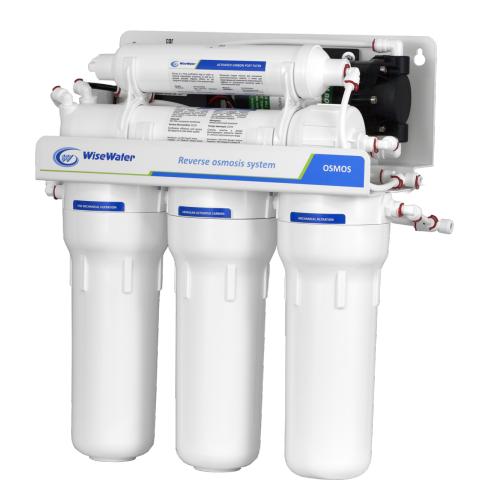 Обратный осмос Wise Water MO550PWW (комплект с насосом)